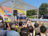 Deceuninck-Quick.Step behaalt in ploegentijdrit in Coppi e Bartali 30ste overwinning