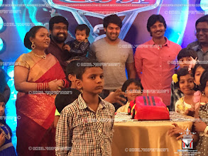 Photo: Director Rajesh's 2nd son's 1st Birthday Party From Modern Entertainment Mr.Akhil:+91 9884378857