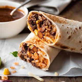 Shredded Mexican Beef Burritos (Freezer Friendly).