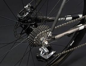 Photo: Calfee Manta Pro Rear Dropout Detail