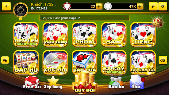 Game danh bai doi thuong - xGame- screenshot thumbnail