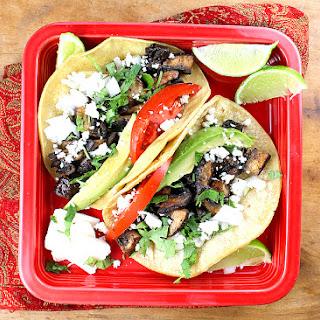 Portobello Mushroom Tacos Recipes