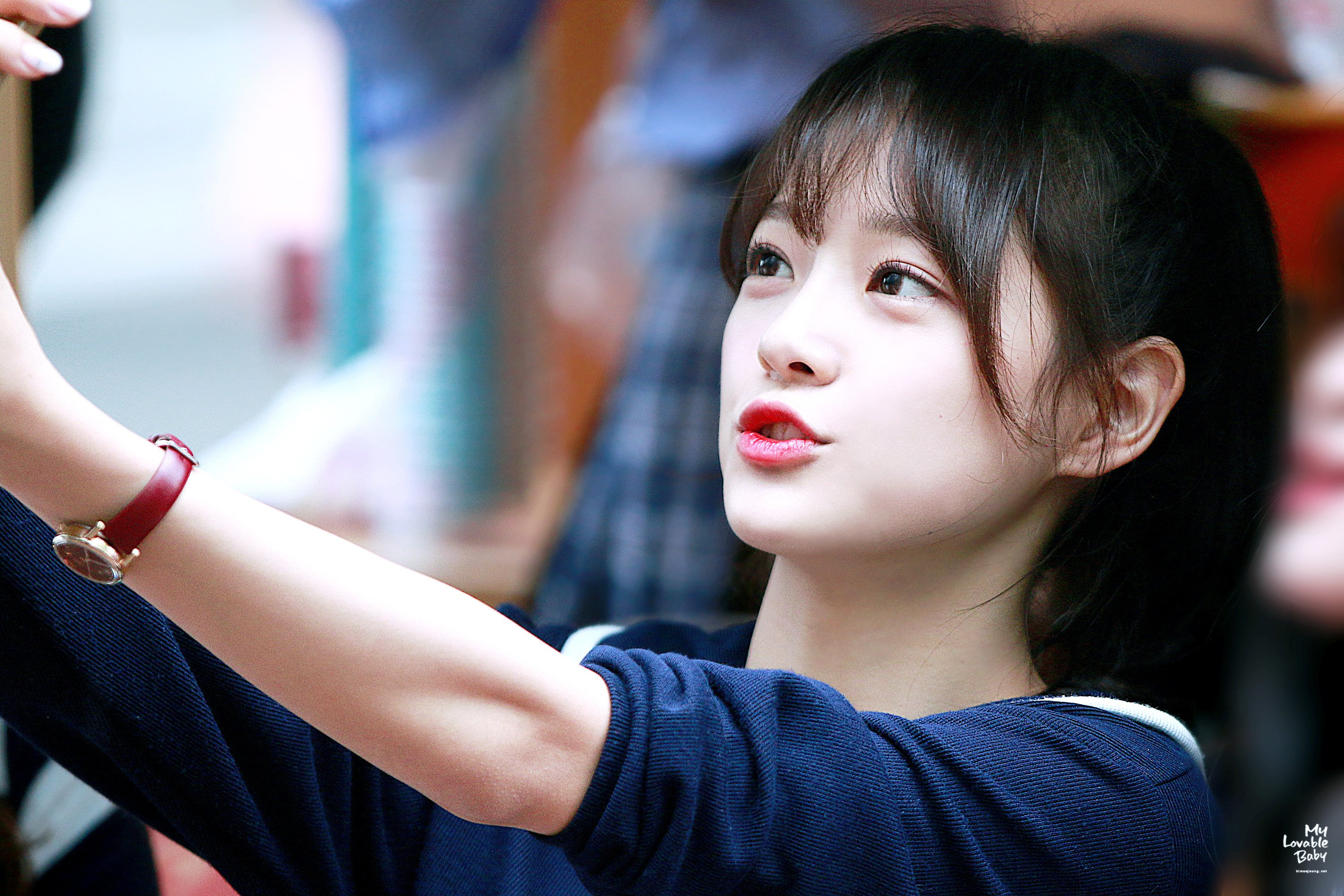 Sejeong Revealed To Have Facial Hair - Here's How She ...
