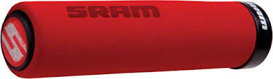 SRAM Locking Foam Grips with End Plugs alternate image 0