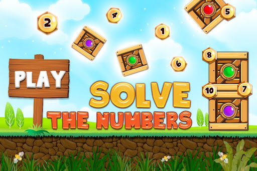 Solve The Numbers