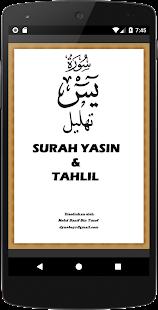 Yasin & Tahlil Pro - náhled