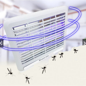 Aparat electric antiinsecte cu lumina UV