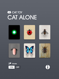 CAT ALONE - Cat Toy Screenshot