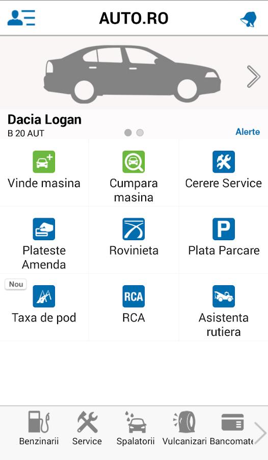 Auto.ro- screenshot