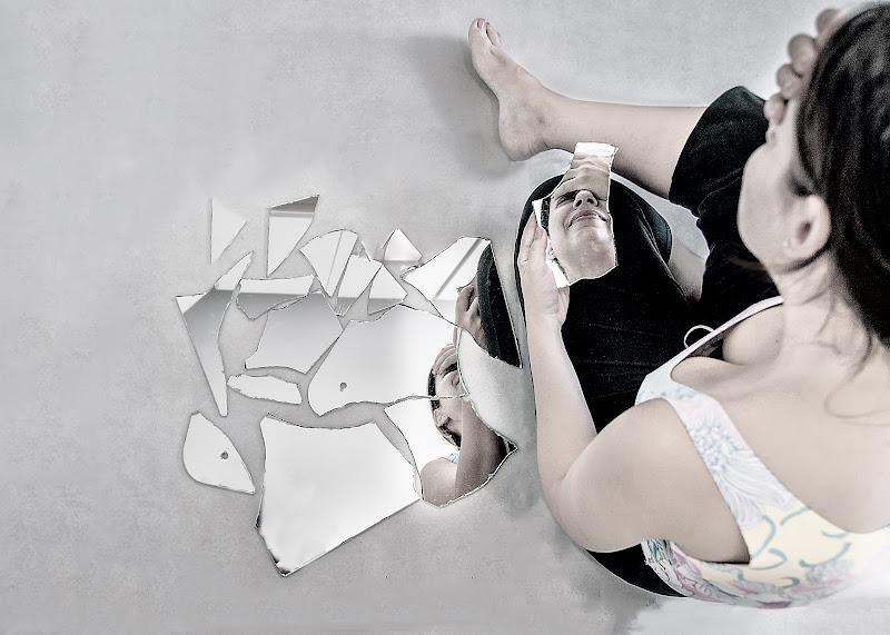 """""""rotto lo specchio"""" di marco_barbera"""