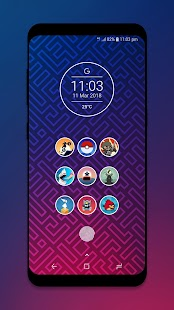 Circo - Icon Pack Screenshot