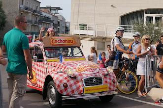 Photo: Caravana publicitara