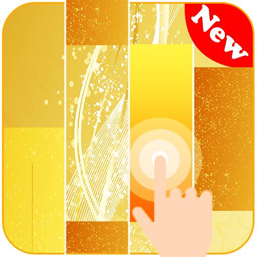 gold piano tiles: despacito