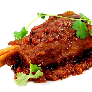 Curried Leg of Lamb.