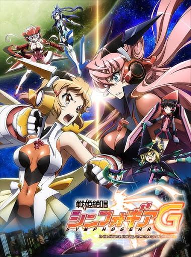 Senki Zesshou Symphogear G (Symphogear Season 2) thumbnail