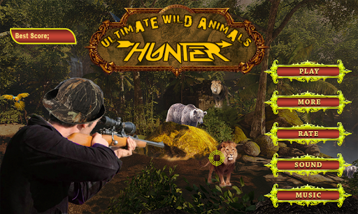 Ultimate Wild Animals Hunter