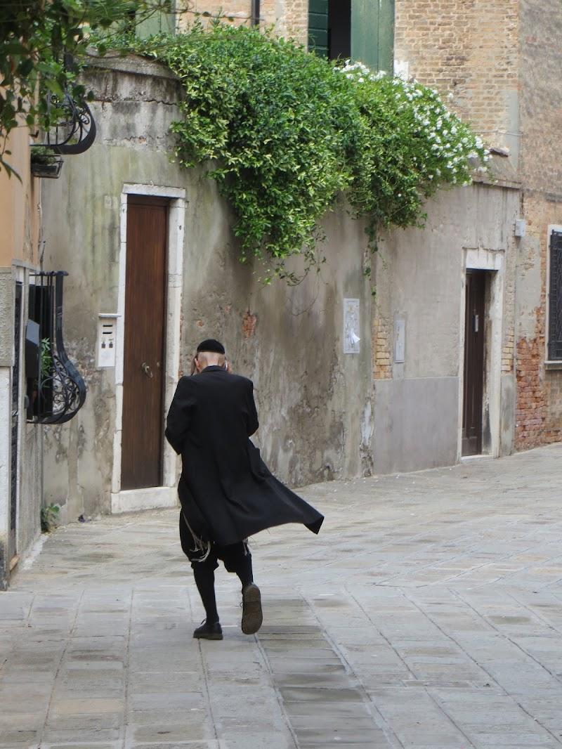..e il rabbino rapido se ne va ! di mariellaturlon