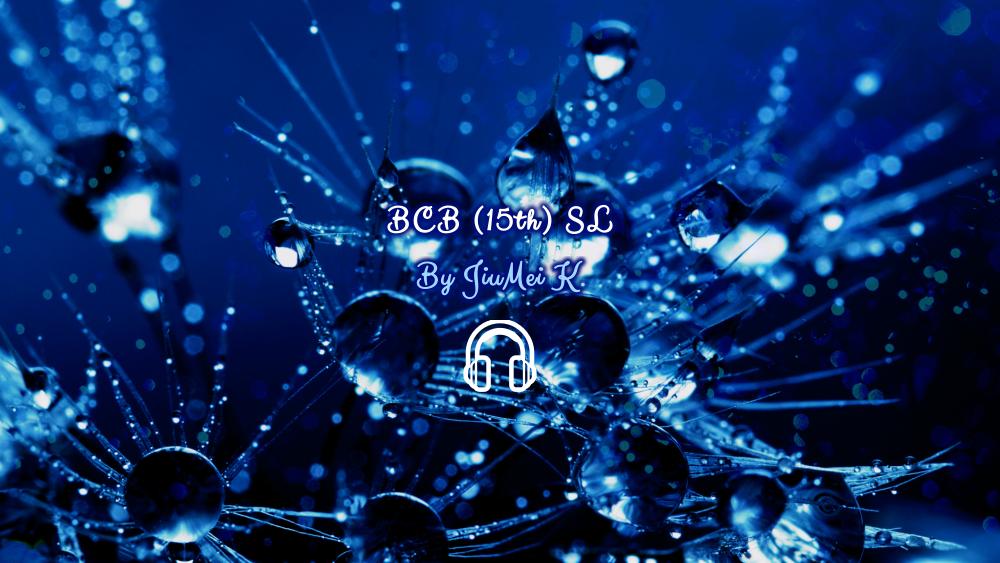 JiuMei Music : BCB (15th) SL – Instrumental Music by JiuMei K.
