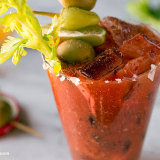 Classic Bloody Mary Mix.