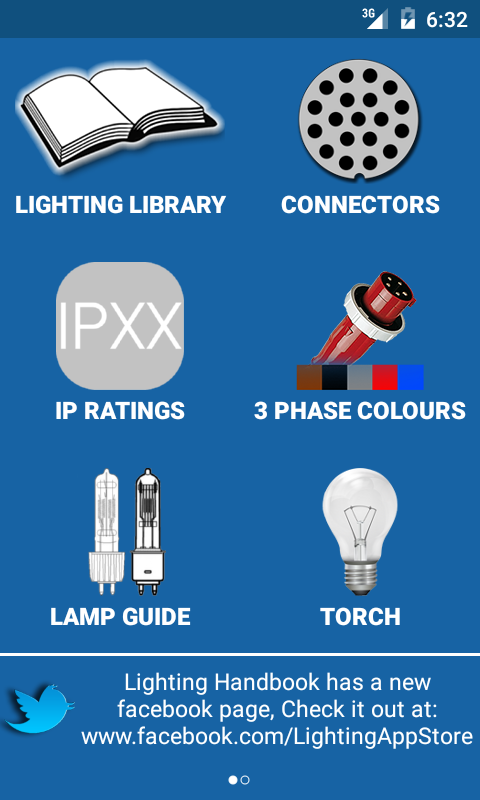 Lighting Handbook- screenshot