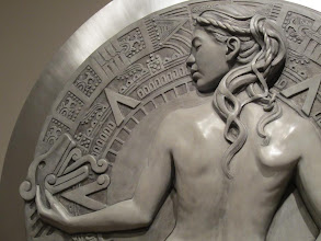 Photo: A stunning piece by sculptor Denisa Prochazka