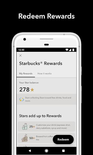 Starbucks screenshot 5