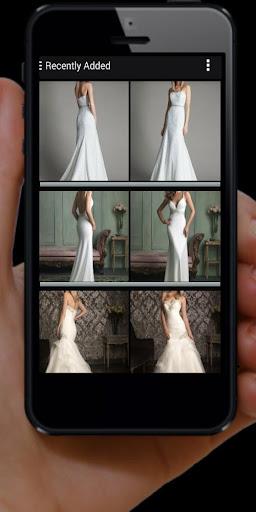 婚纱礼服及型号