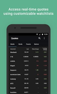 QUIK Android X - náhled