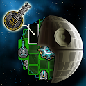 Space Arena: Spaceship games - 1v1 Build & Fight icon