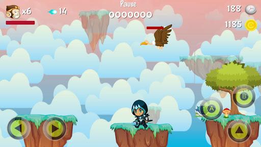 Capturas de pantalla de Super World 3