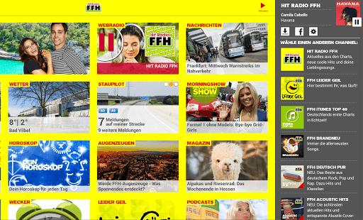 HIT RADIO FFH screenshot 6