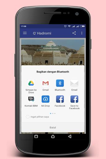Qasidah Hadromi 2.0.16 screenshots 2