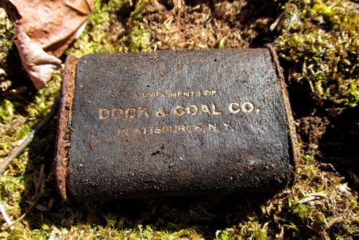 Compliments of Dock & Coal Co - Plattsburgh NY