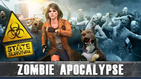 State of Survival: Survive the Zombie Apocalypse Mod Apk Download For Android and Iphone 7