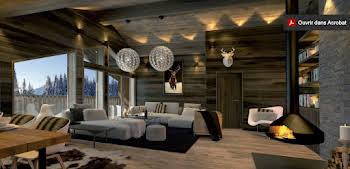 Appartement 4 pièces 101,29 m2