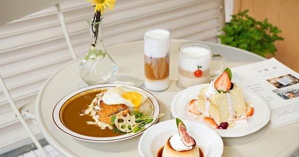 Shun Coffee脫離現實的美好生活從順咖啡、米食、甜點開始吧!蘆洲清新咖啡廳