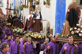 Photo: Cerimónia religiosa dá início às celebrações pascais
