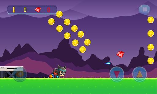 Infinity Run: Shooting Adventure 1.0 screenshots 3