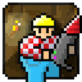 🔥 Dig Away! - Idle Clicker Mining Game