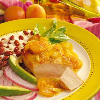 Cerdo Con Frutas (Pork Chops with Fruit) Recipe