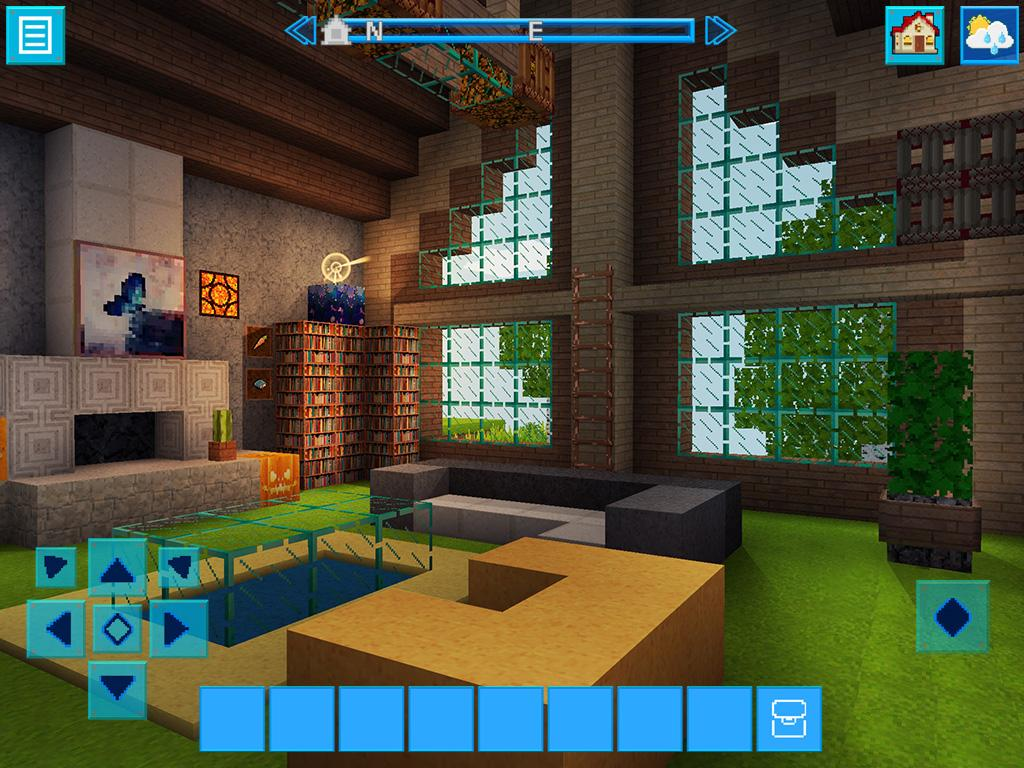 Jurassiccraft free block build survival craft android for Good craft 2 play store