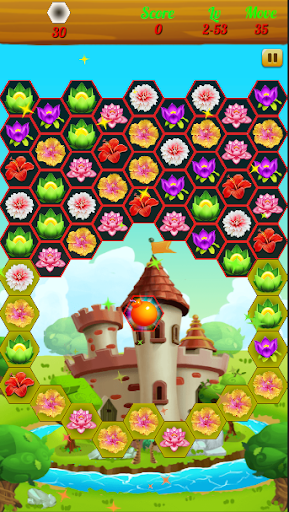 Flower Sweet Blast – Match 3 Game Blossom Garden 1.4.4 screenshots 1