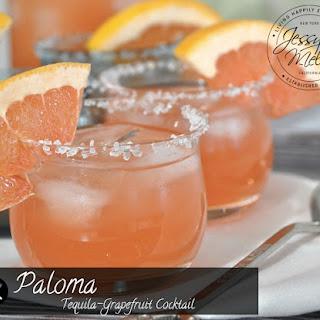Paloma - Tequila-Grapefruit Cocktail