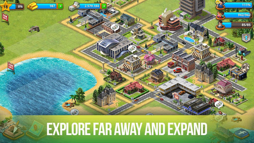 Paradise City: Island Sim Bay  screenshots 4