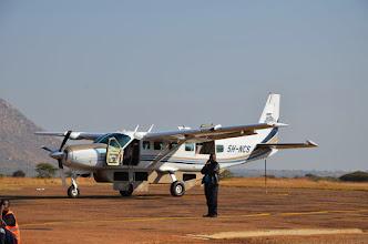 Photo: Let a přistání Dar - Iringa se podařilo.