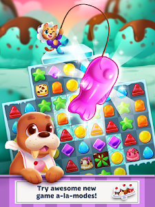 Frozen Frenzy Mania – Match 3 v1.6.1 (Mod Gems)