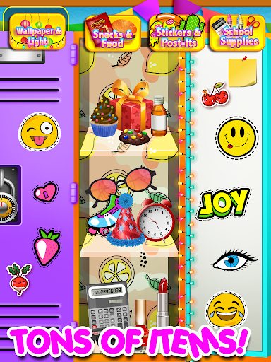 Kids School Locker - Design Your School Locker  screenshots EasyGameCheats.pro 2