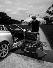 Photo: Cartier, pour Égoïste, 2006. (avec Jean Larivière)