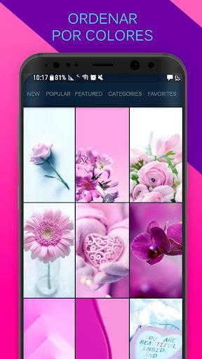 femenino fondos de pantalla gratis screenshot 4
