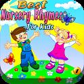 +100 Best Nursery Rhymes songs for kids offline icon